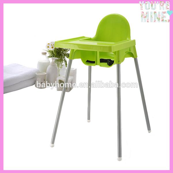 plastic baby high chair. en14988 australia standard plastic baby high chair hc-102