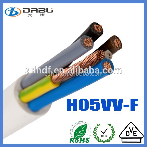 Good Quality Abrastion Resistant Home And Office Appliance Power Cord