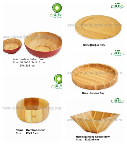 Bamboo Kitchenware Dining Utensils Set Of 6 Buy Bamboo