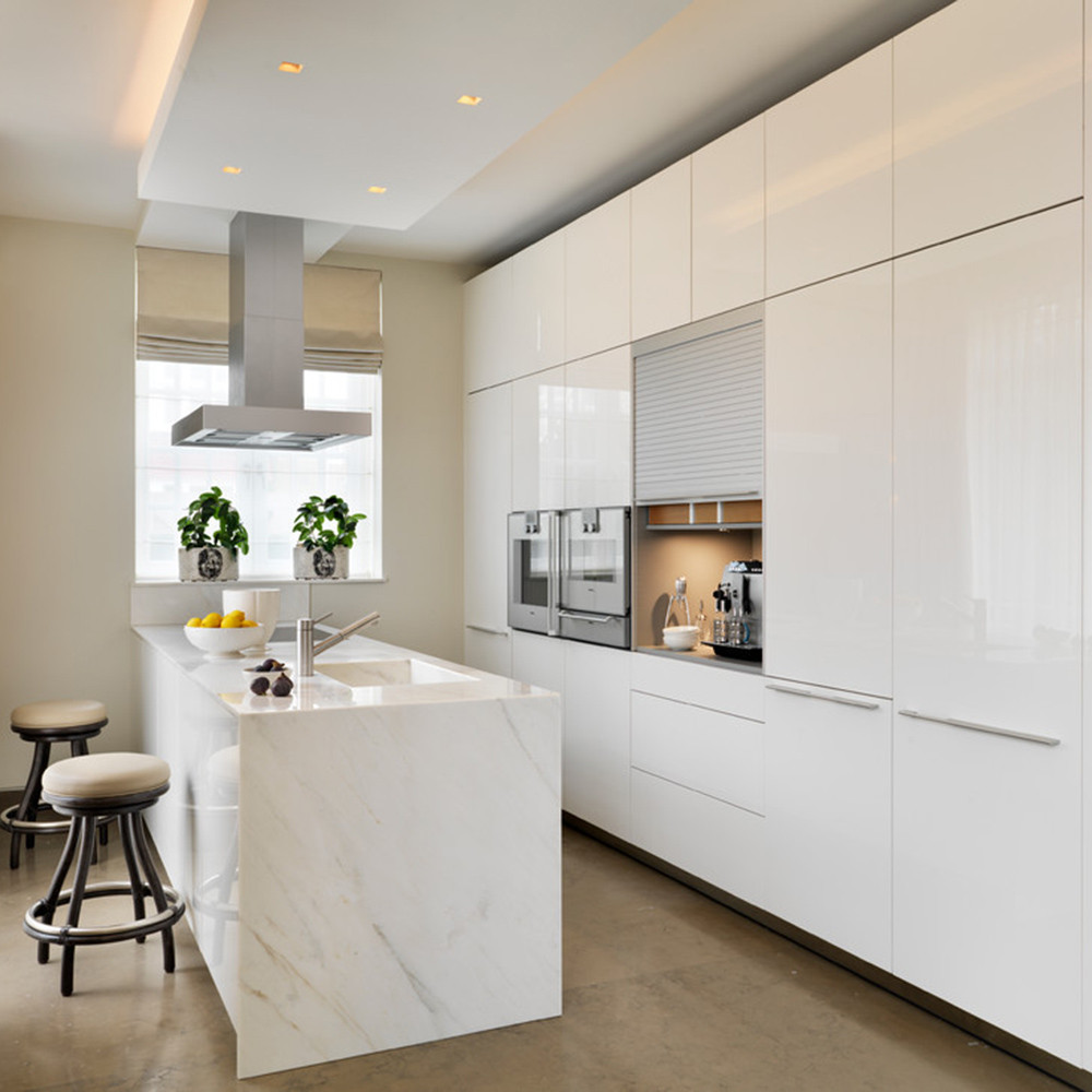 Armoires de cuisine design id es pour les petites cuisines for Armoire cuisine design