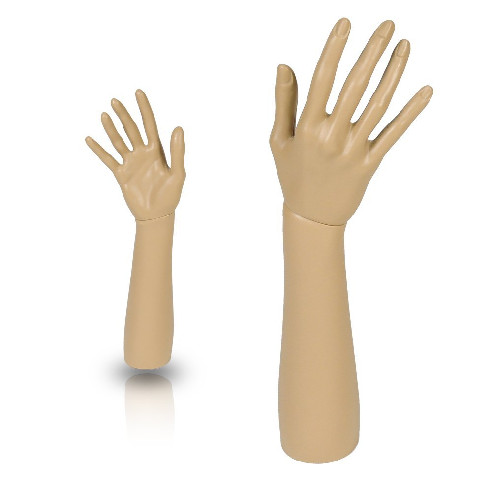 Cheap Hand Mannequin For Glove Display, find Hand Mannequin For ...