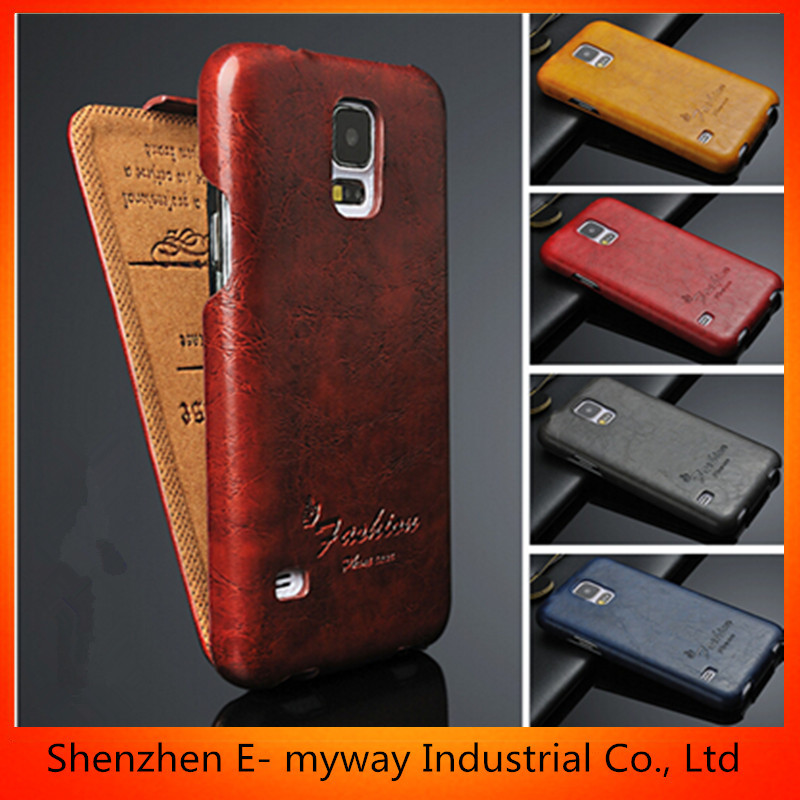 new flip pu leather case cover pouch for samsung mobile phones