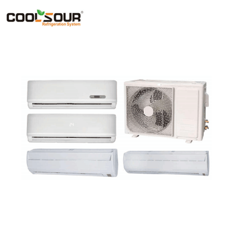 COOLSOUR 9000BTU Solar Powered Air Conditioner
