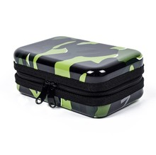 PC draagbare collectie van coin portemonnee camouflage <span class=keywords><strong>cosmetische</strong></span> make-up tas ABS PC case voor reizen
