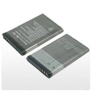 Quality battery - Battery for Nokia BL-5C Type - 1000mAh - 3,7 V - Li-Ion
