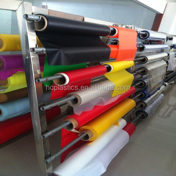 Natural Clear Heat Protective pvc soft film