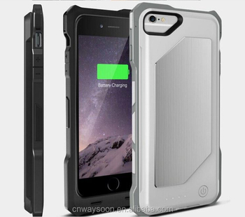 battery case power bank mfi certified powercase for iPhone 6 and 6Plus