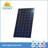 Hot Sale high efficiency 260w Yingli solar module photovoltaic solar panel price from China supplier