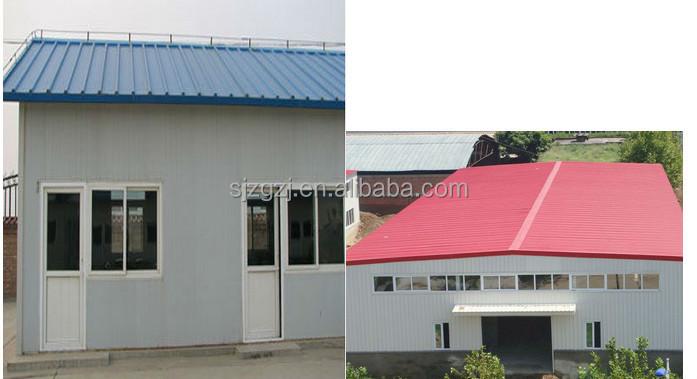 High Strength Lightweight Warehouse Insulated Panels / Lightweight Exterior  Wall Panels / Rockwool Insulation Price - Buy High Strength Lightweight