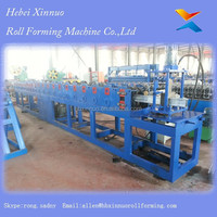 1.5-3.0 Thickness Cold Steel Plate Formed U Shape Rolling Machine