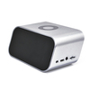 Outdoor Portable mini metal wireless bluetooth speaker with TF SD MP3 Funtion