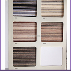 Faux Wood Blinds Home Decoration Rainbow Colored Zebra Blind