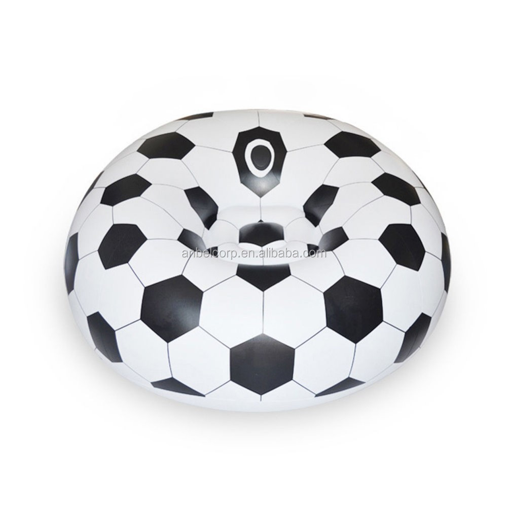 Anbel Inflatable Sofa Chair Couch Bean Bag Soccer Ball Football Basketball  Lounge Rest   Buy Ball Chair,Inflatable Sofa,Inflatable Chair Product On  Alibaba. ...