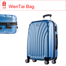 The newest customized luggage airboard travel bags trolley alluminium luggage
