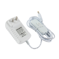 High Quality switching power supply white colour eu us uk au ac/dc 12v 1a 2a 3a power adapters