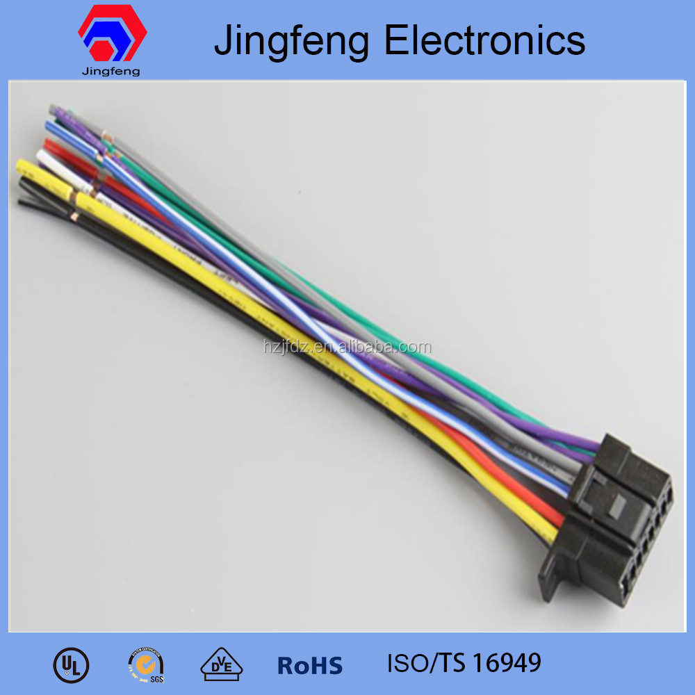 New 16 Pin Connector Wire Harness Buy Wiring Technology Harnessnew Product On