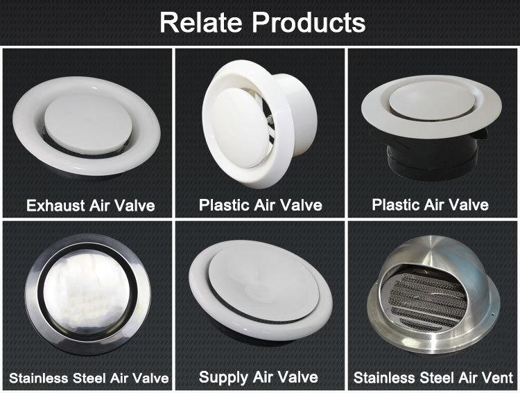 Hvac Ventilation Air Conditioning Trox Aluminum Decorative