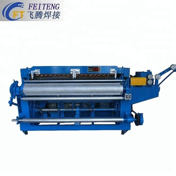 PVC Coated Full Automatic Welded Wire Mesh Machine for Building