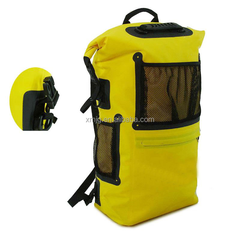 Hot sale New Design Roll top Dry bag Backpack For Outdoor Travel