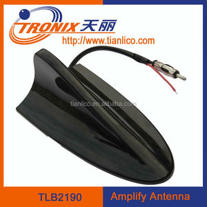 shark fin with am fm GPS DAB function