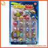 Kids toy Rubber 32mm bouncing ball, 24pcs included and Multicolor SP71812015-6A-4