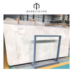 Big project using wholesale cost-effective kaman cream beige marble