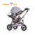 Wholesale prices folding small driewieler stroller 3 in 1 3 wheels bike infantil triciclo para bebes tricycles for children baby