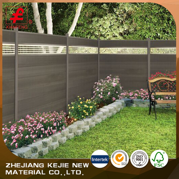 Small Solid Garden Wooden Wpc Fencing Panels , Buy Wpc Fence Panel,Small  Wooden Fence Garden,Small Garden Wpc Fence Product on Alibaba.com