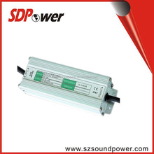 3a 100w electronic led driver ip67 led outdoor waterproof power supply