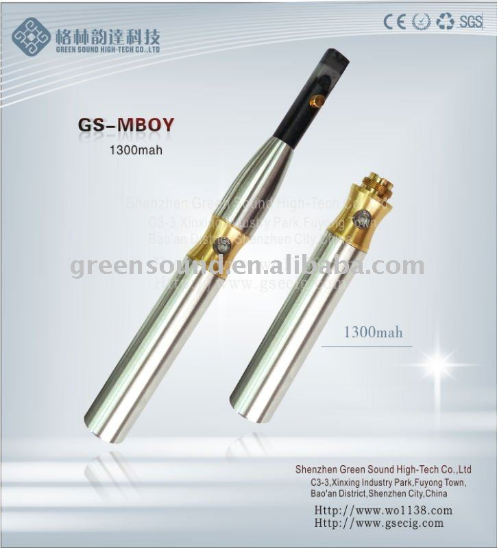 2011 Lastest Electroni Cigarette with 1300mAh battery