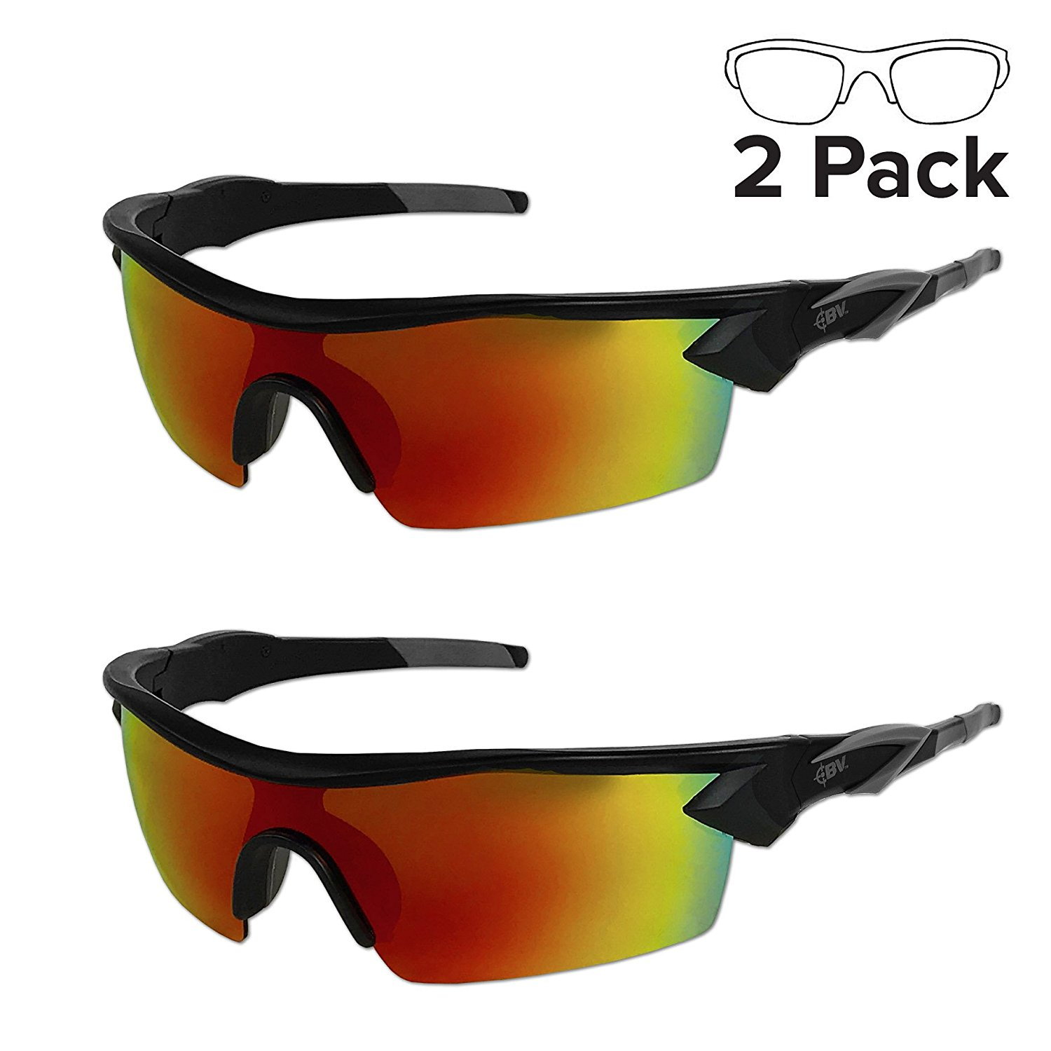 39640191f95 Buy Battle Vision HD Polarized Sunglasses by Atomic Beam