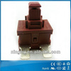 12A 250VAC 16A125VAC 2pin 4pin T105 latching momentary led miniature 8200 push button switches