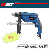 HS1004 Keyless chuck 13mm 750W Hammer Drill with CE GS