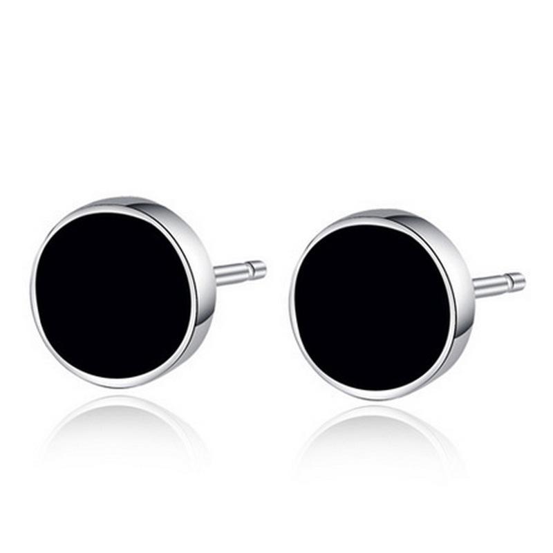 earring for men black - photo #12