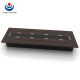 High quality simple wooden office conference meeting table