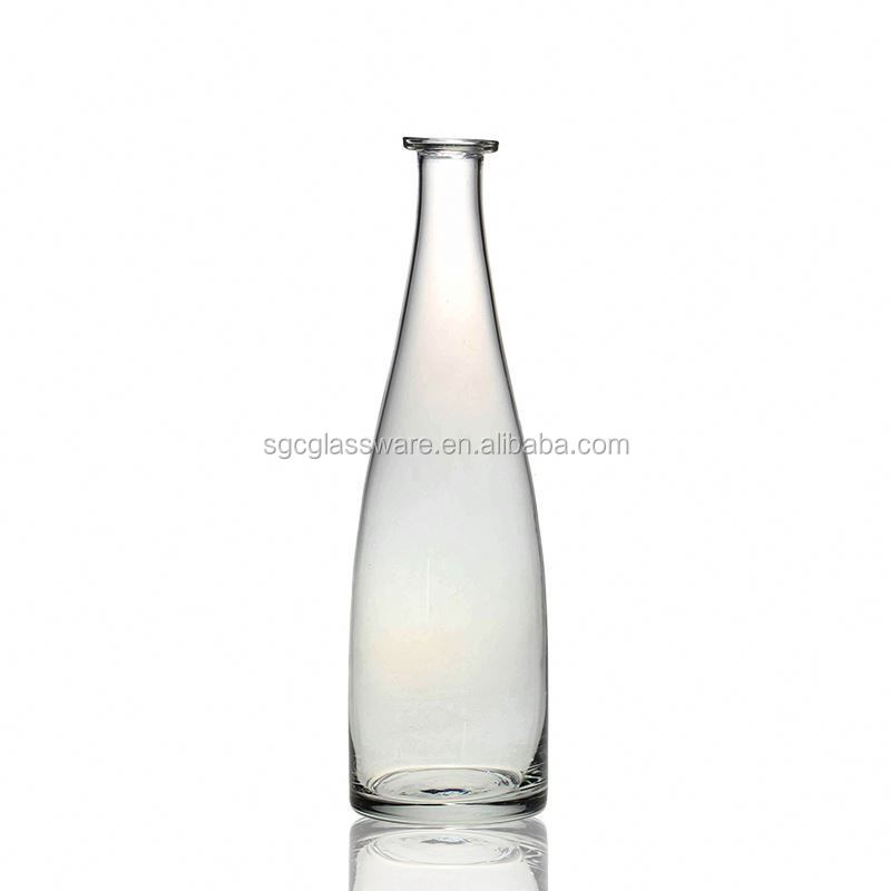 handmade decorative glass oil bottles