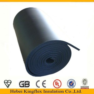 THERMACEL Pipe Wrap Insulation,1 In Sheet Size