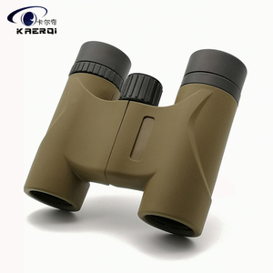 8x21 Small Compact Lightweight Binoculars For Concert Theater Opera .Mini Pocket Folding Binoculars w/ Fully Coated Lens