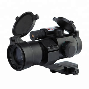 High Quality 1x30mm Red Green Dot Rifle Scope Sight For Hunting For ar15
