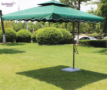 High Quality Outdoor Cantilever Patio Sun Garden Parasol Umbrella Outdoor Garden Umbrella