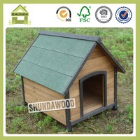SDD04 Wooden pet house cat