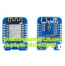 1. D1 mini V2 Mini NodeMcu 4M bytes Lua WIFI development ESP8266 by WeMos