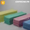 Most popular disposable household spunlace nonwoven cleaning towels