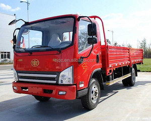 China FAW light cargo truck for sales with price