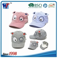 Cotton kids Cute cartoon Dog Baseball Hat