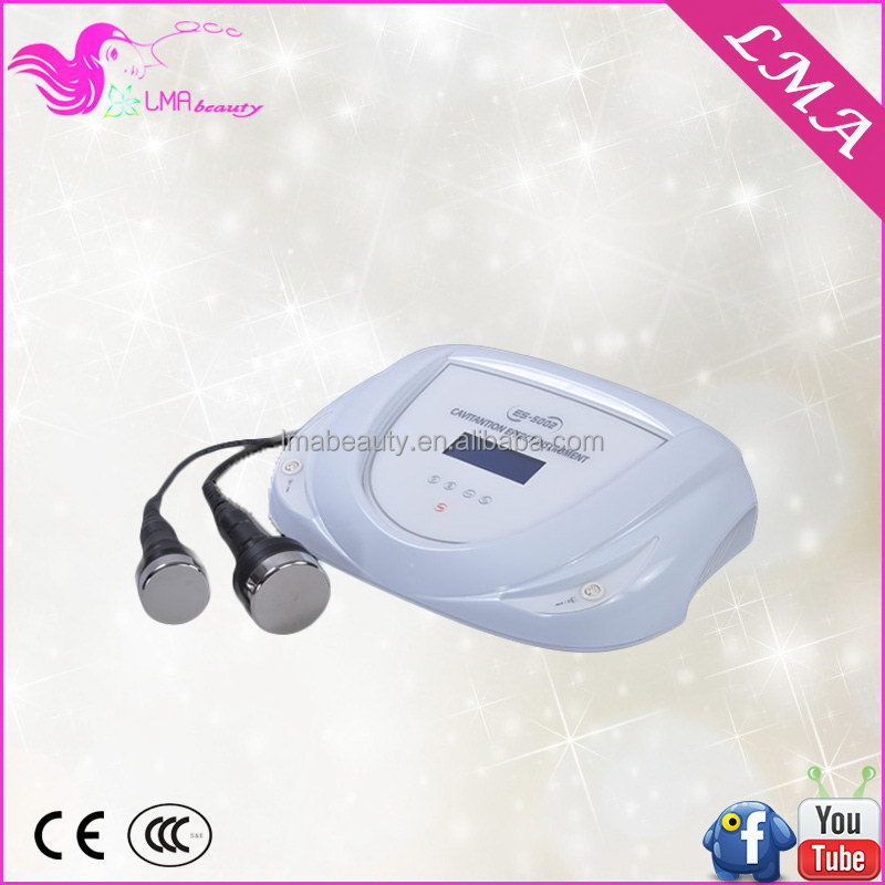 Top level excellent quality 40K cavitation cosmetic melt fat system for beauty salon