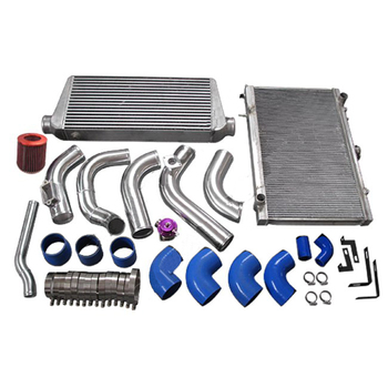 Best Price Car Engine Cooling Intercooler Fan Turbo Kit For Single Turbo  2jz Gte - Buy Cooling Intercooler Fan Turbo Kit,Car Engine Cooling