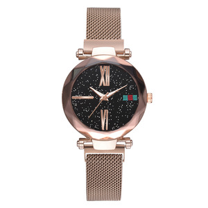 2019 HOT Starry Sky Luxury Quartz Watch Best Sell Elegance Charm Ladies Brand Wristwatch Women Watch YW02