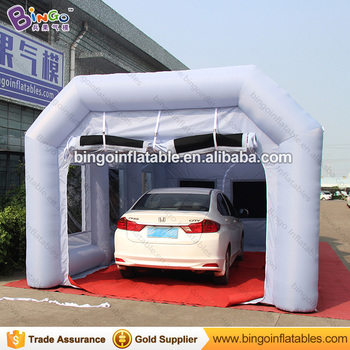 mobile inflatable paint tent for car repair car repair tent & Mobile Inflatable Paint Tent For Car RepairCar Repair Tent - Buy ...