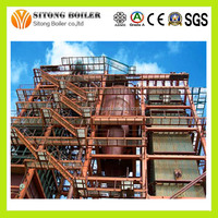 Reasonable Price Circulating Fluidized Bed Boiler, Boiler CFB, Power Station